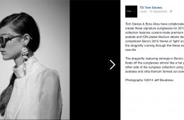 Tom Davies Facebook Page