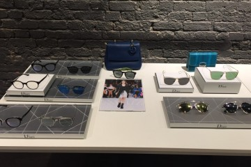 Dior S/S2015 Eyewear Collection