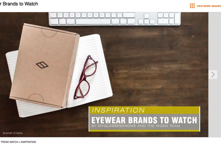 WGSN Eyewear Report