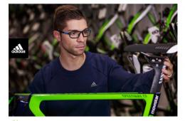 Adidas Will be Exhibiting at 100% Optical 2015