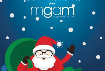 Merry Christmas From MGAM. ho ho ho!