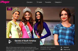 Secrets of South America- Extreme Beauty QueensSecrets of South America- Extreme Beauty Queens
