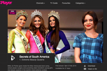 Secrets of South America- Extreme Beauty QueensSecrets of South America- Extreme Beauty Queens