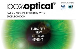 100% Optical 2015 - Eyewear Show