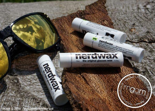 MGAM - MyGlassesAndMe Nerdwax UK Log Sunglasses