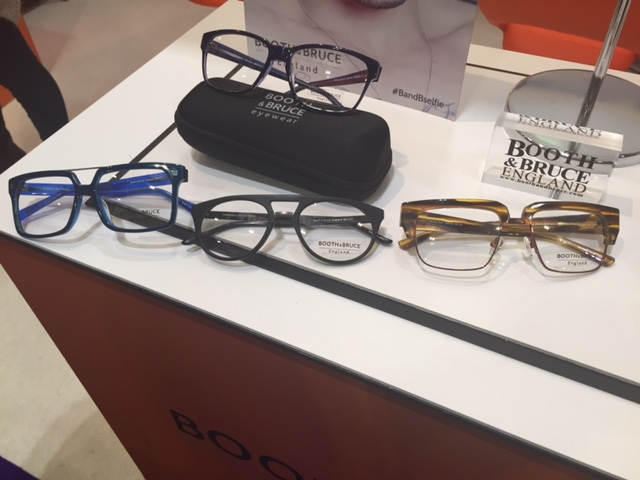 Booth and Bruce at 100% Optical 2015