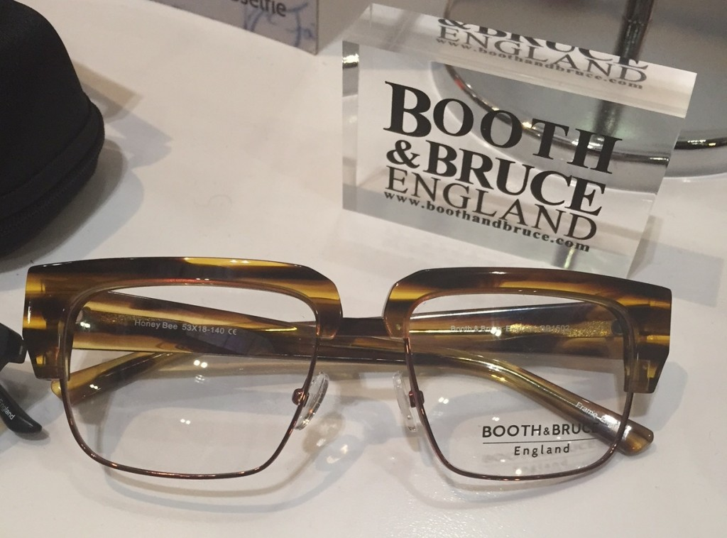 Booth&Bruce at 100% Optical 2015