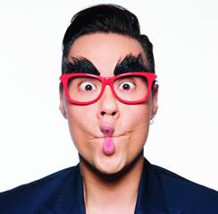 Gok Wan for Red Nose Day 2015