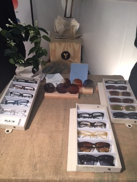 PLAYN Eyewear at 100% Optical 2015