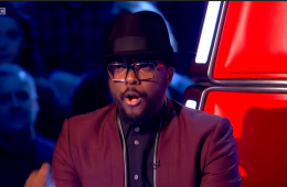 Wil.i.am The Voice Battle Round 1