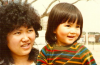 Me and my mum back in the day