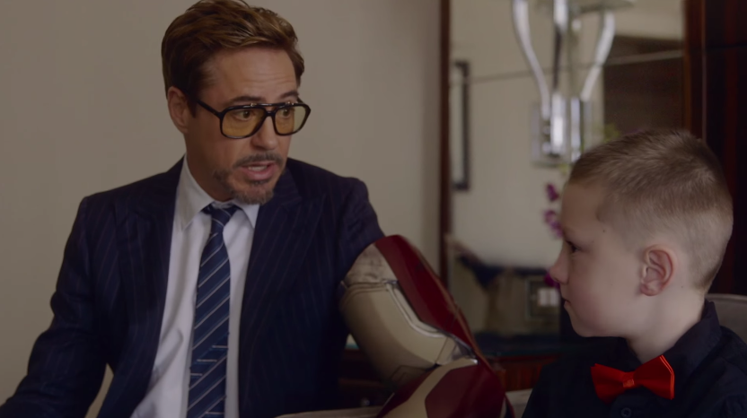Robert Downey Jr and The Collective Project