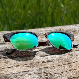 MGAM Sunglasses - Experimenter Collection - Miami - South Beach - Flat