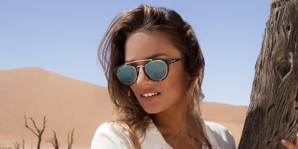 Taylor Morris Eyewear High Summer 2015 Mirrored Lenses