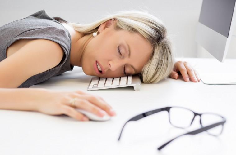 Tired Desk Glasses