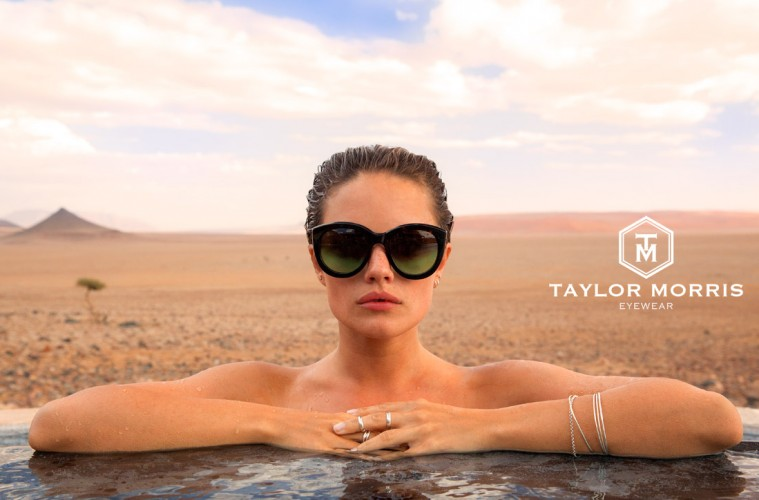 Taylor Morris Eyewear High Summer 2015