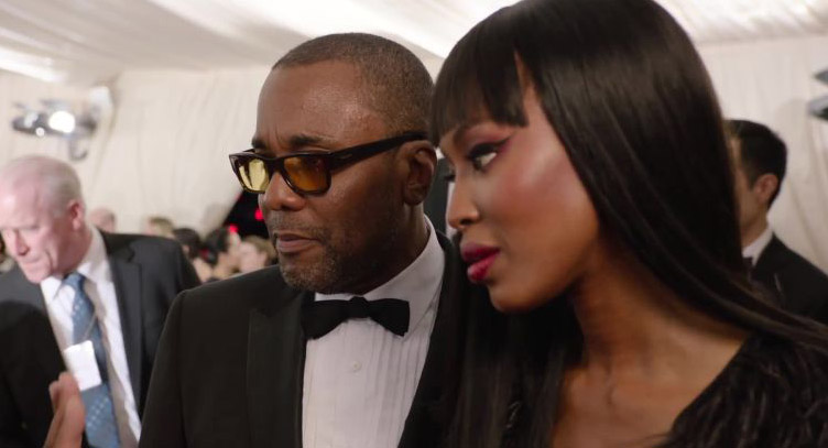 Lee Daniels Glasses at the Met Gala