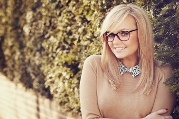 Emma Bunton launches Love Glasses 2015