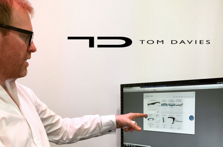 Tom Davies Eyewear Sneak Peek - MyGlassesAndMe - Eyewear Blog