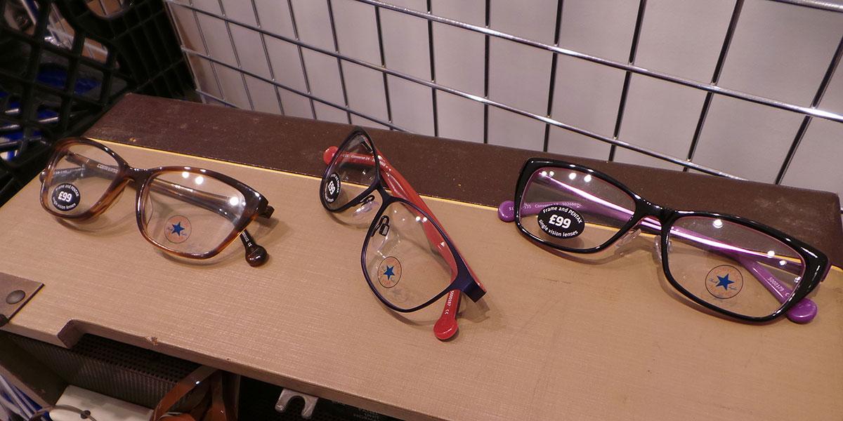 MGAM Converse Eyewear @ Specsavers