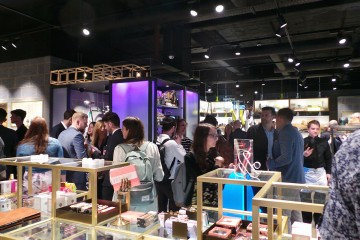MGAM Ted Baker Moore Lifestyle Store Launch Overview