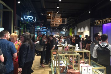 MGAM Ted Baker Store Opening 2015