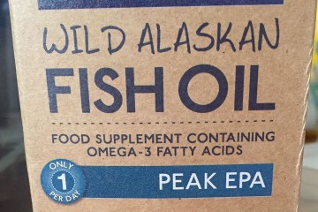Wild Alaskan Fish Oil