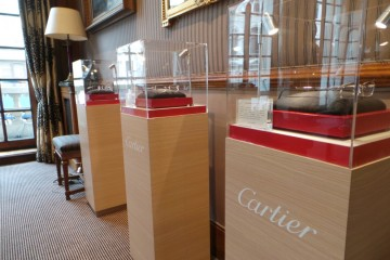 Cartier Travelling Collection