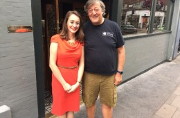 Introducing Stephen Fry to Silhouette