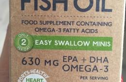 Wild Alaska Fish Oil Minis