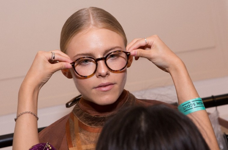 Specsavers Sponsoring Fashion Scout During London Fashion Week