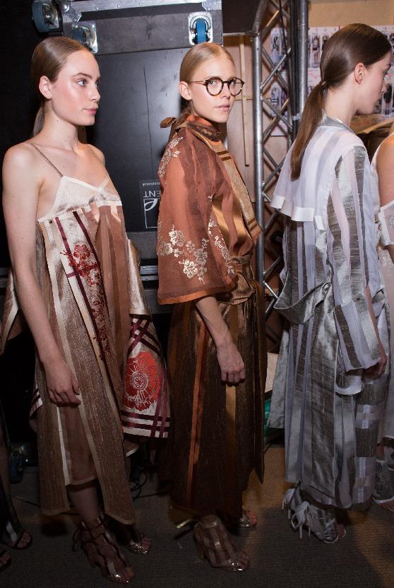 Specsavers Sponsoring Fashion Scout During London Fashion Week