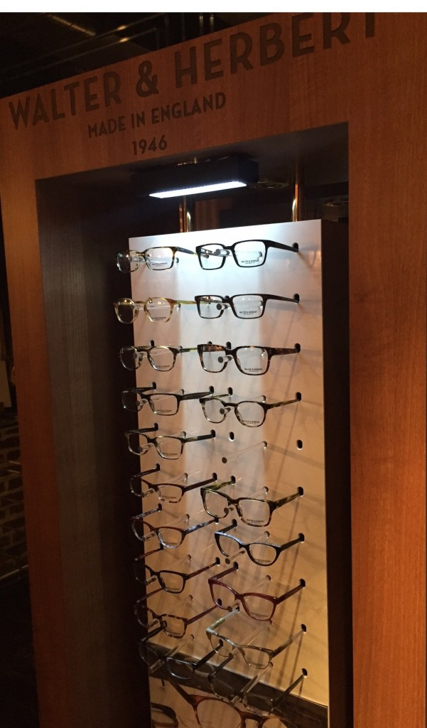Walter&Herbert Eyewear Launch
