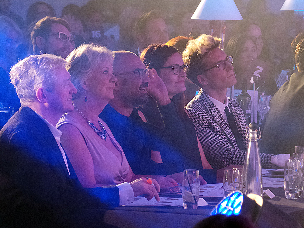 Specsavers SWOTY 2015 Judging Panel
