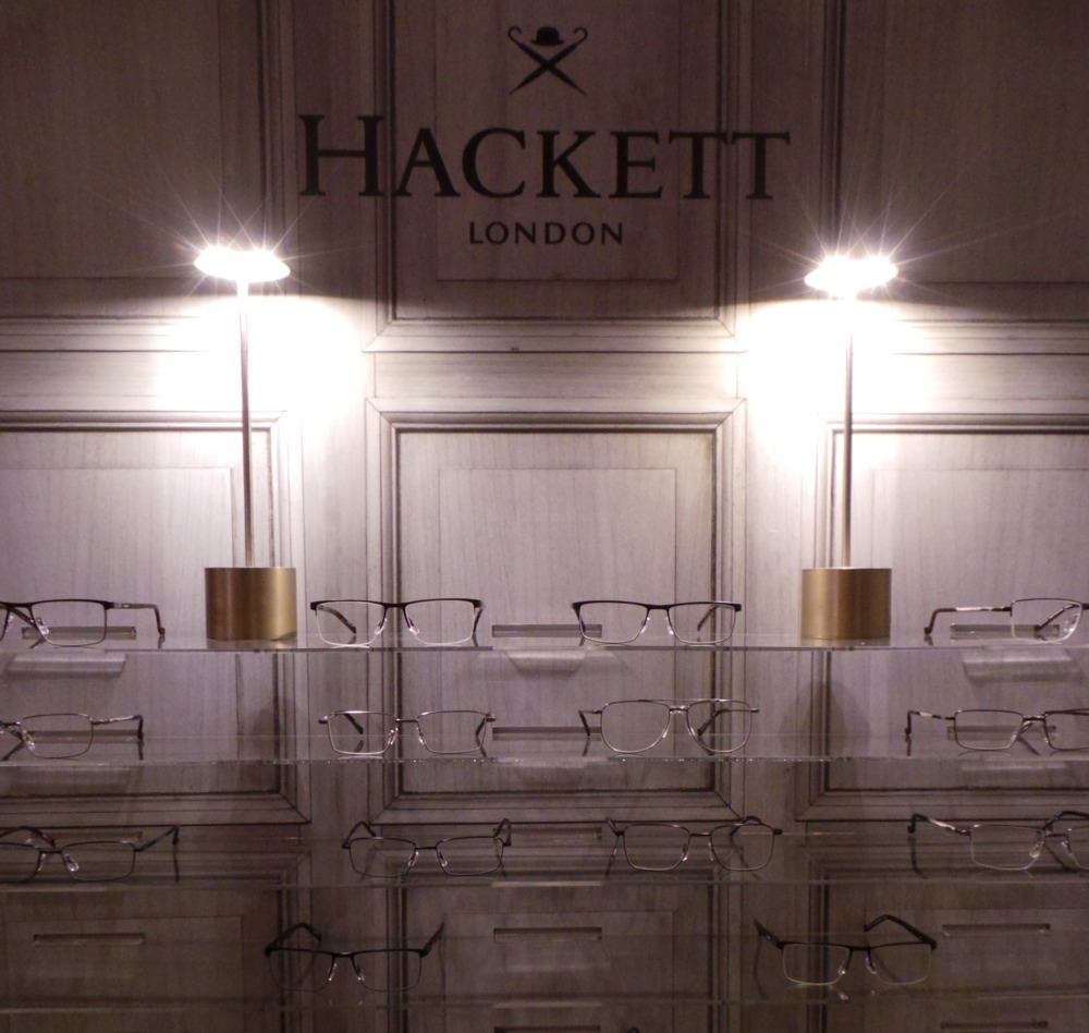Hackett for Specsavers Collection