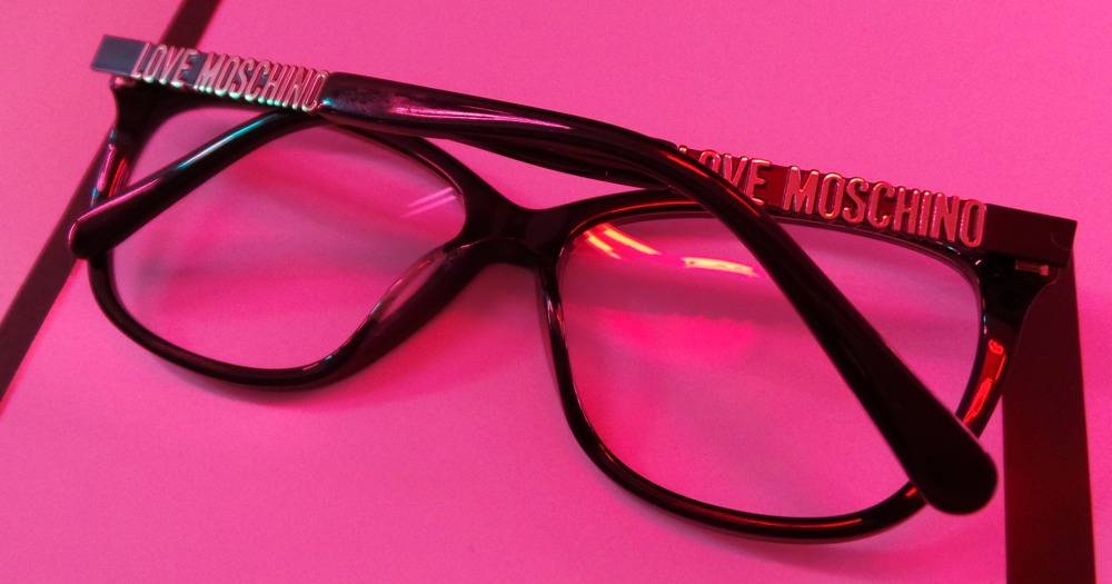 LOVE MOSCHINO Eyewear