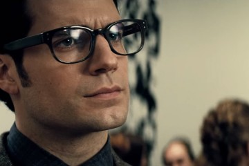 MGAM Batman vs Superman Clark Kent Glasses