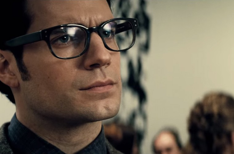 Batman Vs Superman Clark Kent Glasses Myglassesandme Eyewear Blog