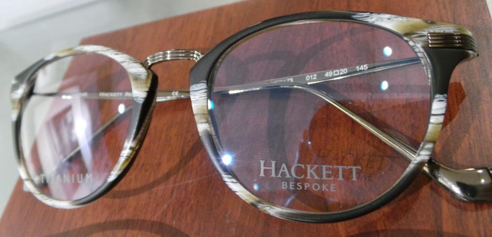 Hackett Buffalo Horn Frames