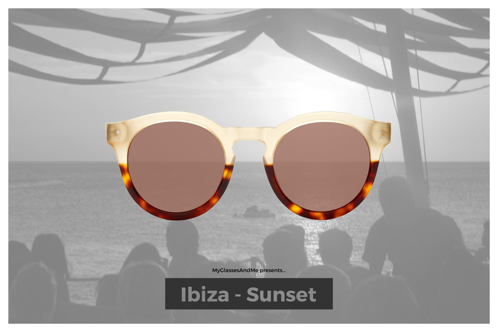 MGAM Sunglasses - Ibiza - Sunset