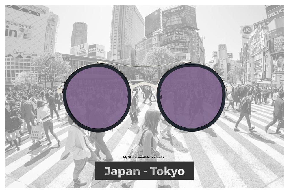 MGAM Sunglasses - Japan - Tokyo