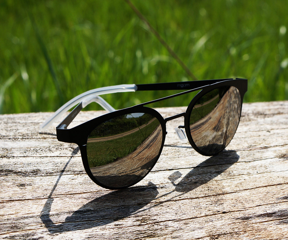 MGAM Sunglasses - Experimenter Collection - Barcelona - City - Main