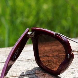 MGAM Sunglasses - Experimenter Collection - Hong Kong - Soho - Detail