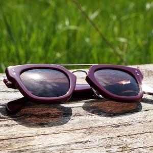MGAM Sunglasses - Experimenter Collection - Hong Kong - Soho - Flat