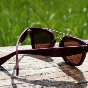 MGAM Sunglasses - Experimenter Collection - Hong Kong - Soho - Back