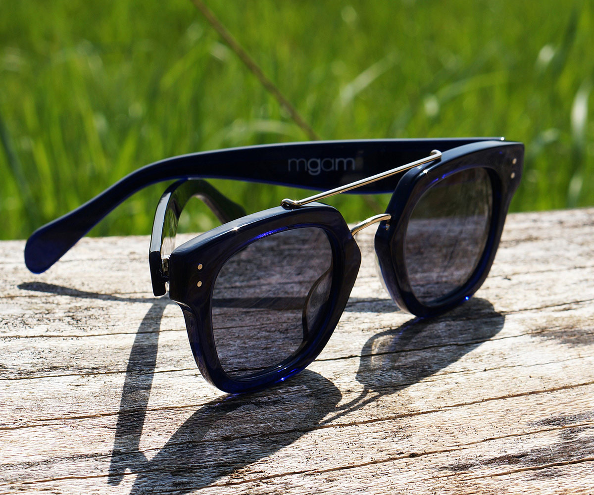 MGAM Sunglasses - Experimenter Collection - Hong Kong - Stanley - Main
