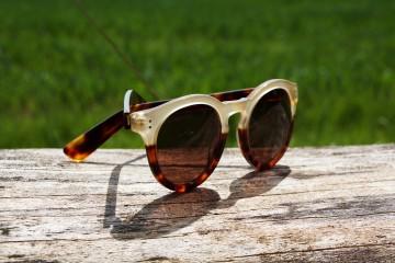 MGAM Sunglasses - Experimenter Collection - Ibiza - Sunset - Main