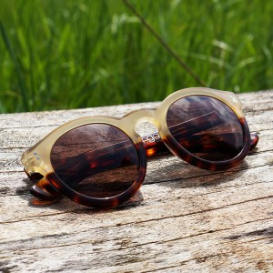 MGAM Sunglasses - Experimenter Collection - Ibiza - Sunset - Flat