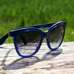 MGAM Sunglasses - Experimenter Collection - Paris - Bleu - Main