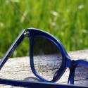 MGAM Sunglasses - Experimenter Collection - Paris - Bleu - Detail